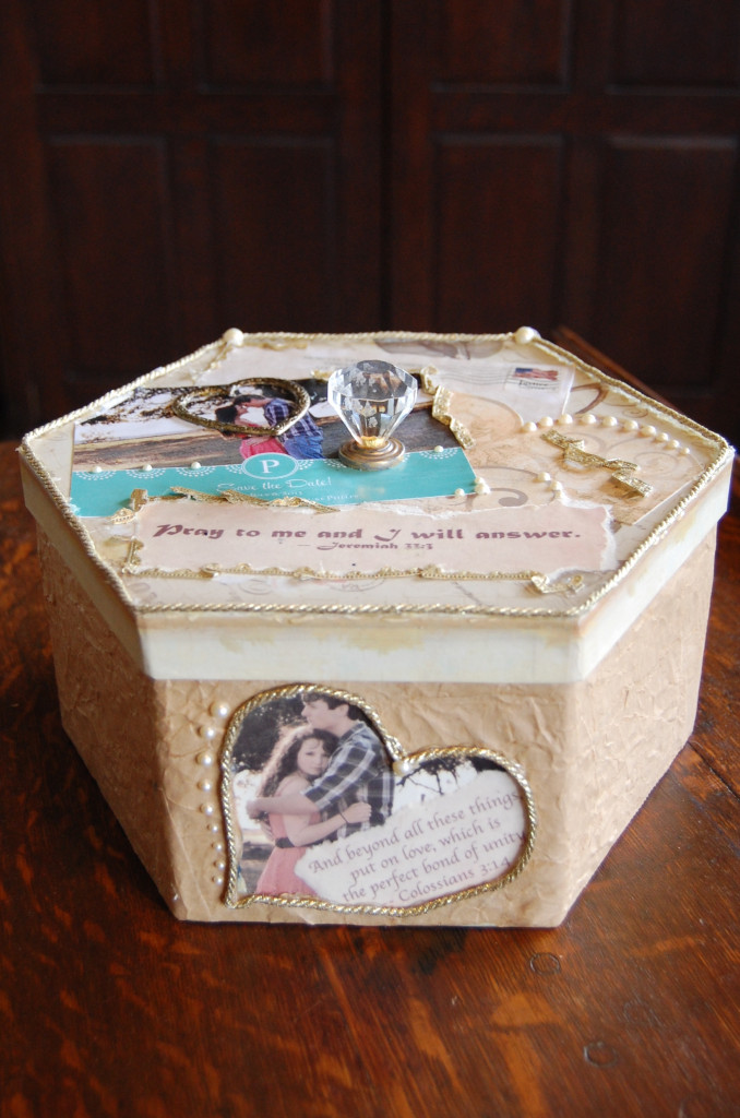 WeddingPrayerBox